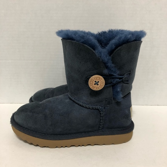 a5cbcb9867b UGG Bailey Button II Boots for Toddlers